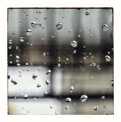 ☆ (PattyK.) Tags: window rain raindrops rainyweather greece grecia griechenland hellas ellada grey snapseed nikond3100 amateurphotographer summerrain ελλάδα ιωάννινα βροχή βροχερόσκαιρόσ παράθυρο σταγόνεσ