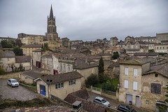 City View (thefuton) Tags: france saintemilion saintémilion travel medieval historic