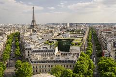 PARIS_La tour Eiffel (regis.muno) Tags: paris nikond7000 arcdetriomphela tour eiffel iledefrance france