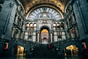 Antwerpen-Centraal - A Cathedral of the Twentieth Century (benpicko) Tags: antwerp antwerpen architecture train station railway twentieth century beautiful colours intense spectacular immense clock cathedral decorative