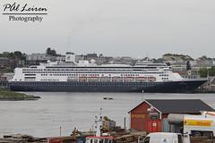 Holland America Line - Rotterdam - Stavanger Harbour 2017.05.23 (Pål Leiren) Tags: cruise ships cruiseships stavangerharbour stavanger harbour norway 2017 cruiseship holland america line rotterdam hollandamericaline