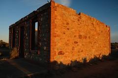 Silverton Ruin Sundown (335semi) Tags: australia nsw outback silverton brokenhill ruin ghosttown