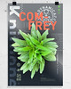 Comfrey (Atomic Sir) Tags: plants permaculture poster typography