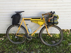 Surly pacer 650b light camping setup (immu) Tags: randonneur camping 650b pacer surly