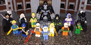 Lego The Rogues