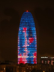 OI000001 (jcamachob) Tags: olympus40150mmf28 torreagbar barcelona catalunya catalonia catalogne nocturn night