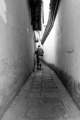 Narrow alley (YG Low) Tags: canon 60d tokina 1224 travel village street shanghai china tokinaaf1224mmf4