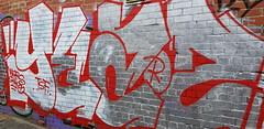 Years... (colourourcity) Tags: streetart streetartaustralia streetartnow graffitimelbourne melbourne melbournestreetart melbournegraffiti writers letters alphabetmonsters colourourcity nofilters years ye tsf