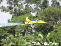 Aerocircus JetII -2017 (SaMi Fotos - Michelle Claudino) Tags: jatos turbina encontro evento joinville santacatarina brasil