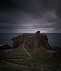 Dunnottar Castle (ShinyPhotoScotland) Tags: aberdeenshire anthropocene art awe beautiful building calmstill castle circularpolariser clouds coast cold colourgrading cool crazyart dark dcraw digitalcolourgrading digitaldodgeburn digitalgmic digitalgradnd digitalvignette dramatic dulllight dunnottarcastle dynamic elegance filter gimp gloomy hdr horizon hugin imposing landscape landwater leadinglines light lines longexposure lump mankindnature nature nd1000 nearfar nisi northsea oddity painteffects panorama pentaxk1 rugged ruin samyang24mmf14 scotland sea shapeandform shapely simple sky skyearth stark stonehaven strange striking sumptuous timeflows timefulness toned tranquil turbulence vertorama vista water zen