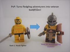 """Picture 0334 (Nick """"Nightstalker"""") Tags: brickwarriors brickforge saberscorpion afol"""