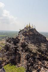 Myanmar, Mawlamyine, Kyauktalon Taung (ThibaultVoisin) Tags: myanmar mawlamyine kyauktalontaung