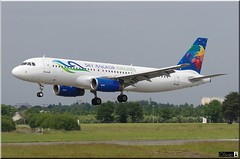 LY-SPA, Small Planet Airlines, Airbus A320-232 (OlivierBo35) Tags: rns rennes spotting a320 airbus smallplanet
