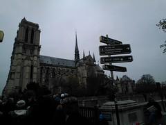 Notre Dame Cathedral... Paris (France) (KubalaŻca) Tags: paris city france church paryż francja katedra notre dam
