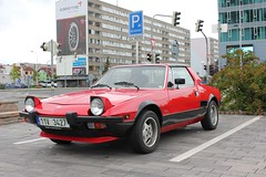 Fiat X1/9 (MilanWH) Tags: fiat x19 spider roadster
