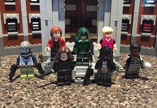 Lego CW Arrow