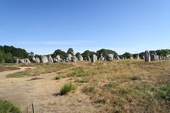 097 Carnac - Alignements de Kermario (Photos et Voyages) Tags: carnac morbihan bretagne alignements kermario menhir