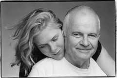 Ian & Sophie by Tom Bloom (sophiedestempel) Tags: sophie destempel ian holm tom bloom