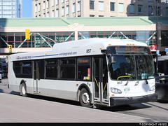 Winnipeg Transit #857 (vb5215's Transportation Gallery) Tags: winnipeg transit 2015 new flyer xd40 xcelsior