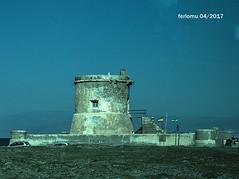 Almería. Cabo de Gata07 Torreón de Cabo de Gata (ferlomu) Tags: almeria andalucia cabodegata castillo ferlomu
