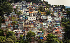 Affordable Housing with Penthouse Ocean Views (Irwin Scott) Tags: favela vidigal riodejaneiro brazil poverty housing survival unsafelivingconditions signandresultofacorruptgovernment