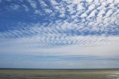 (philippe baumgart) Tags: hastings england sea seascape sky bluesky clouds
