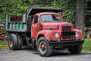 Mack B-42 Dump Truck