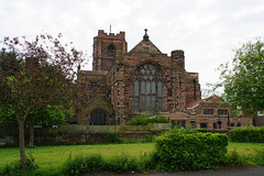St Mary's, Widnes (Bill Boaden) Tags: cheshire mersey widnes anglican church