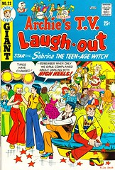 Archie's T.V. Laugh-Out #22 (Film Snob) Tags: betty veronica archie sexy girls teen