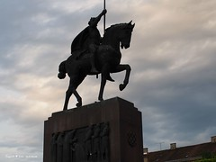 King Tomislav statue