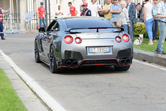 Nissan GT-R (rear) (an4cron) Tags: auto 2017 motor car torino parcodelvalentino salone concept show