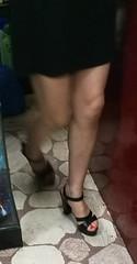 Street feet (667) (♠I Love Feet & Shoes♠) Tags: street sexy feet lingerie tights heels highheels sandali scarpe piedi sandals shoes chaussures pieds sandales schuhe sandalen füse ноги сандалий ботинок туфля pie zapatillas sandalias pés πόδια sapatos παπούτσια sandálias σανδάλια calcanhares каблуки mules huf hoof casco οπλή копыто stockings bas strümpfe medias meias κάλτσεσ чулки sabot pantyhose