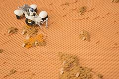 Arsia Prime | 2 (eldeeem) Tags: lego mars colony settlement greenhouse vegan rover flesh nougat exploration science scifi