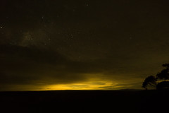 Light Pollution (laurencemcdonald) Tags: australia nsw sydney donkeymountain camping trekking adventure hiking walking fire light clouds stars pollution science globalwarming globalfootprint climatechange discover landscape ngc nationalgeographic nature natgeo