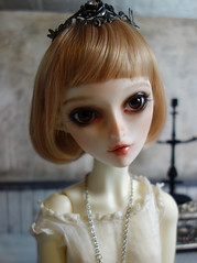 PlayerOne04 (batchix) Tags: bjd doll ball jointed arttoy toy fairy elf girl