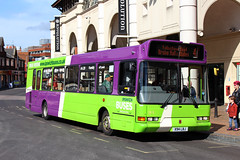 Dennis Dart SLF East Lancs Spryte (DennisDartSLF) Tags: ipswich bus dennis dart slf eastlancs spryte 94 ipswichbuses x94lbj