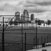 Playground, Two bridges, New York