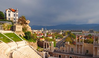 Plovdiv - the city of the seven hills