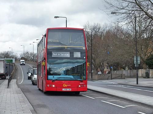 Go Ahead London Central - DOE12 - LX58CXB