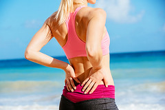 Be Pain Free With A Killer Back Workout (allezsportshero) Tags: pain painful sport back fit fitness chronic lower pink girl beach health blonde blond whiteoutdoor closeup slim sporty adult spinaldischerniation handson summer suffering outside backache muscle ill female massaging injury touch women young problem athlete spine muscular seashore massage backpain athletic water nature spinaldisc sportswear sportive hand ache ocean allezsports painfree lowerback workout