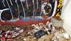 Keep Clean! (Fred:) Tags: keep clean chinatown placesunyatsen public place sunyatsen sun yat sen montreal square park parc montréal quartierchinois graffiti quartier chinois trash déchets filth propreté cleanliness saleté dirty dirtyness dirt garbage poubelle poubelles fence clôture