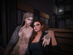 Liam & Foxie Chill (FriskyBish) Tags: secondlife motel psm adult love new start craving you secondlife:region=cherish secondlife:parcel=pregnantslutmotelandprison secondlife:x=94 secondlife:y=109 secondlife:z=2976