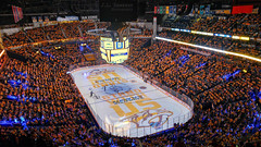 Stand With Us - Nashville Predators - Stanley Cup Playoffs (J.L. Ramsaur Photography) Tags: jlrphotography lgg4 lg g4 photography photo nashvilletn middletennessee davidsoncounty tennessee 2017 engineerswithcameras musiccity photographyforgod thesouth southernphotography screamofthephotographer ibeauty jlramsaurphotography photograph pic nashville downtownnashville capitaloftennessee countrymusiccapital tennesseephotographer smashville nashvillepredators predators nashvillepredatorshockey hockey nhl nationalhockeyleague ice bridgestonearena predatorshockey preds predshockey bluegold westernconferencefinals nhlwesternconferencefinals conferencefinals goodluck stanleycupplayoffs playoffs icehockey sportsillustrated sportsphotography sports flickrsports history historic historyisallaroundus standwithus tennesseehdr hdr worldhdr hdraddicted bracketed photomatix hdrphotomatix hdrvillage hdrworlds hdrimaging hdrrighthererightnow