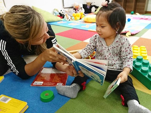 Book time with baby at Star Kids International Preschool, Tokyo. #starkids #international #preschool #school #children #kids #toddler #baby #kinder #kindergarten #daycare #fun #shibakoen #minatoku #tokyo #japan #instakids #instagood #twitter #子供 #幼稚園 #保育園