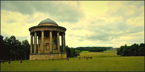 The Rotunda folly.