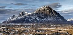 Back where I belong. (lawrencecornell25) Tags: landscape mountains buachailleetivemor glencoe glenetive scenery scotland scottishhighlands winter nature nikond5 snow cold