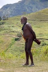 west papua (kozya27) Tags: westpapua baliemvalley mountains koteka man