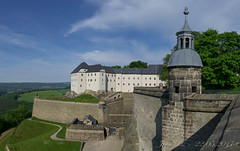 Fortress Königstein (JeanM.DD) Tags: world europa europe germany deutschland sachsen saxony dresden nikon 5300 2017 fortress königstein festung ngc berge felsen burg elbsandsteingebirge mauer