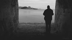 Memories (Werner Thorenz) Tags: theroyalwilliamyard plymouth england devon drakesisland plymouthsound devilspoint royalwilliamyard uk thorenz firestonebay samsung galaxys2 wernerthorenz handy smartphone blackandwhite schwarzweiss memories