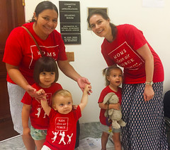 Moms on the Hill for Pruitt EPA Budget Hearing